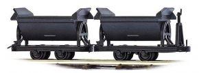 BUSCH 12216  Kipploren 2 Stück Feldbahn Spur H0f kaufen