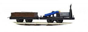 BUSCH 12217 Niederbord- und Schweisswagen 2 Stück Spur H0f kaufen