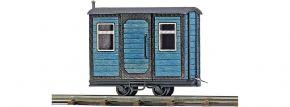 BUSCH 12232 Bauwagen blau Spur H0f kaufen