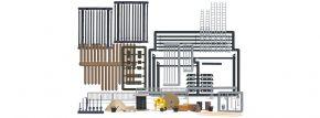 BUSCH 1376 Baustellen-Set Zubehörset Spur H0 kaufen