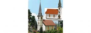 BUSCH 1430 Kirche Elend   Gebäude Bausatz Spur H0 kaufen