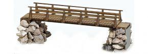 BUSCH 1497 Holzbrücke LaserCut Bausatz Spur H0 kaufen