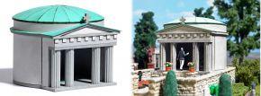 BUSCH 1567 Mausoleum Bausatz Spur H0 kaufen