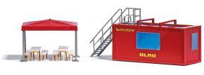 BUSCH 1618 DLRG Tauchcontainer Bausatz Spur H0 kaufen