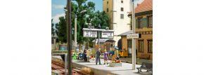 BUSCH 1623 Bahnhof Ausgestaltung Bausatz Spur H0 kaufen