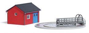 BUSCH 1638 Kläranlage LaserCut Bausatz 1:87 kaufen