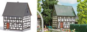 BUSCH 1651 Haus Ahlbach LaserCut Bausatz 1:87 kaufen