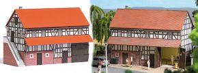 BUSCH 1654 Martinsklause Scheune LaserCut Bausatz 1:87 kaufen