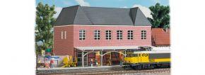 BUSCH 1661 Bahnhof Bad Bentheim LaserCut Bausatz 1:87 kaufen