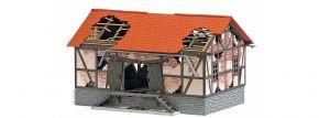 BUSCH 1664 Verfallener Güterschuppen LaserCut Bausatz Spur H0 kaufen