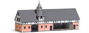 BUSCH 1670 Reitergut Sorga | Gebäude Bausatz Spur H0 kaufen