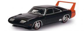 BUSCH 201129450 Dodge Charger Daytona 1969 schwarz Automodell Spur H0 kaufen