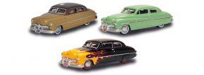 BUSCH 201133525 Mercury 1949 Set 70th Anniversary | 3 Stück | Auto-Modell 1:87 kaufen
