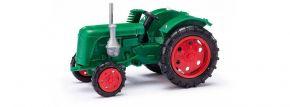 ausverkauft | BUSCH 210004400 Traktor Famulus mit Mähbalken grün Landwirtschaftsmodell 1:87 kaufen