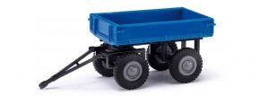 BUSCH 210009502 Anhänger für Elektrokarre blau Automodell 1:87 kaufen