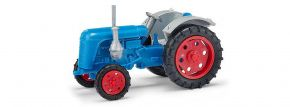 BUSCH 210010124 Traktor Famulus blau Landwirtschaftsmodell 1:87 kaufen
