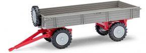 BUSCH Mehlhose 210010205 Anhänger T4 grau Landwirtschaftsmodell 1:87 kaufen