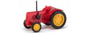BUSCH 211006702 Traktor Famulus rot Landwirtschaftsmodell Spur N kaufen