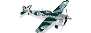 """BUSCH 25013 Messerschmitt BF 109 """"Finnisches Jagdflugzeug"""" Flugzeugmodell 1:87 kaufen"""