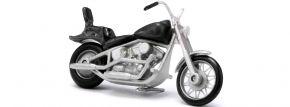 BUSCH 40151 US-Motorrad schwarz | Motorrad-Modell 1:87 kaufen