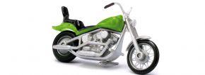 BUSCH 40155 US-Motorrad grün | Motorradmodell 1:87 kaufen