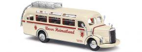 BUSCH 41010 Mercedes-Benz O3500 Unser Heimatland Busmodell 1:87 kaufen