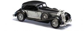 BUSCH 41327 Horch 853 Cabrio geschlossen silber Automodell 1:87 kaufen