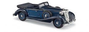 BUSCH 41334 Horch 853 Cabrio offen blau Automodell 1:87 kaufen