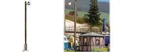BUSCH 4135 Topfleuchte LED mit Echtholzmast Spur H0