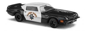 BUSCH 41712 Pontiac TransAm Highway Patrol   Blaulichtmodell 1:87 kaufen