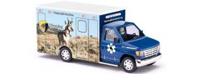 BUSCH 41843 Ford E-350 Antelope Medical Nr.3 | Modellauto 1:87 kaufen