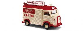 BUSCH 41930 Citroen H Roncalli Street Food Automodell 1:87 kaufen