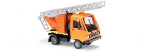 BUSCH 42223 Multicar mit Drehleiter kommunal Automodell 1:87 kaufen