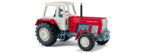 BUSCH 42856 Traktor Fortschritt ZT 303 mit Bäuerin rot | Traktormodell 1:87 kaufen