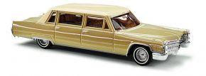 BUSCH 42955 Cadillac 66 Limousine braun Automodell 1:87 kaufen