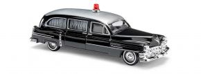 BUSCH 43458 Cadillac 52 Station Wagon Bestattungsfahrzeug Automodell 1:87 kaufen