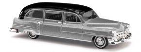 BUSCH 43480 Cadillac'52 Station Wagon Metallica silber | Modellauto 1:87 kaufen