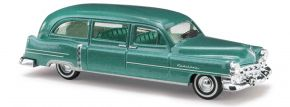 BUSCH 43483 Cadillac'52 Station Wagon Metallica grün | Modellauto 1:87 kaufen