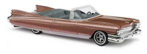 BUSCH 45118 Cadillac Eldorado Cabriolet Metallic-goldbraun Automodell 1:87 kaufen