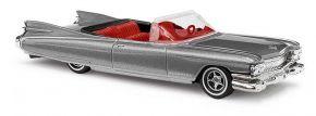 BUSCH 45121 Cadillac Eldorado Cabrio metallic-silber Automodell 1:87 kaufen