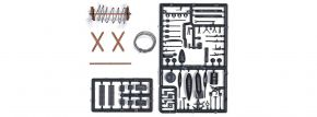 BUSCH 49957 Zubehör-Set Militär Umbausatz 1:87 kaufen
