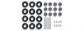 BUSCH 49974 Zubehör-Set Niederdruckbereifung Zurüstsatz LKW-Modelle 1:87 kaufen