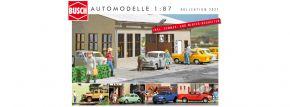 BUSCH 49992 Prospekt Automodelle 2021/22 | Spur H0 1:87 | GRATIS kaufen