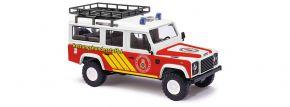 BUSCH 50370 Land Rover Defender Rettungshundestaffel Blaulichtmodell 1:87 kaufen