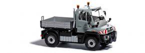 BUSCH 50917 Mercedes-Benz Unimog U430 silber Einsatzfahrzeug 1/87 kaufen