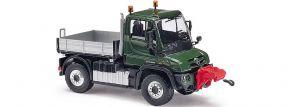 BUSCH 50920 Unimog U 430 mit Seilwinde | Modellauto 1:87 kaufen