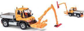 BUSCH 50922 Unimog U430 mit Astschere LKW-Modell 1:87 kaufen