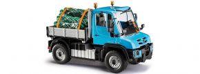 BUSCH 50927 Unimog U430 Christbäume | LKW-Modell 1:87 kaufen