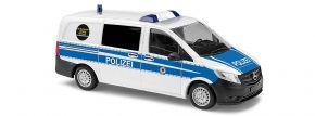 BUSCH 51144 Mercedes Vito Bundespolizei   Blaulichtmodell 1:87 kaufen