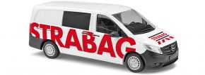 BUSCH 51185 MB Vito STRABAG | Modellauto 1:87 kaufen